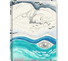 Sketchbook Jak, 94-95 iPad Case/Skin