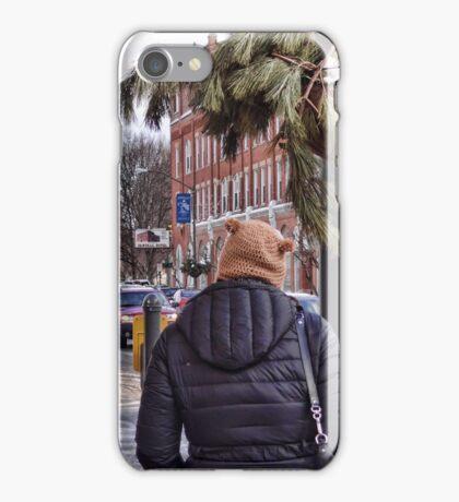 Hat heads iPhone Case/Skin