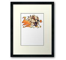 Pokemon Arcanine Framed Print