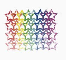 Rainbow Stars by Bree Ammerman