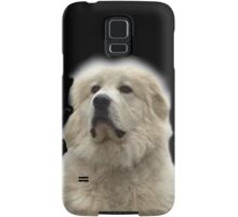 The Great Pyrenees mountain dog Samsung Galaxy Case/Skin