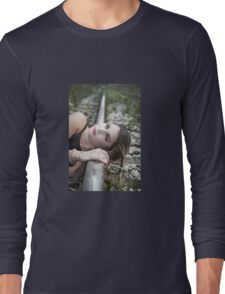 Lost In The Echo Long Sleeve T-Shirt