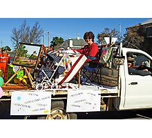 Grenfell Henry Lawson Festival Photographic Print