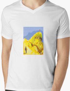 Touch the sky Mens V-Neck T-Shirt