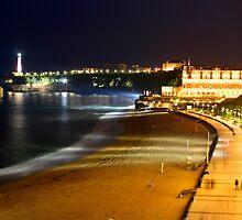 Biarritz Happy Hour by Jason Harding