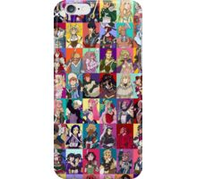 all the blems iPhone Case/Skin