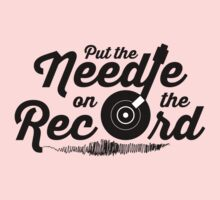 Pump Up The Volume - Put the Needle on the Record Baby Tee
