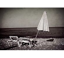 summer gone Photographic Print