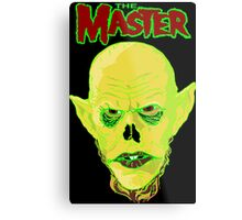 THE MASTER Metal Print