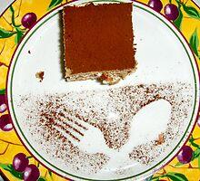 Dessert decoration #1 by Carole Boudreau