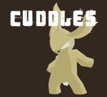 Cuddles - Sepia Variant by Hedgeworth
