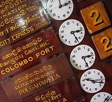 Kandy Clocks by darkydoors