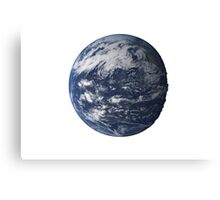 Life Intensifies [Earth Edition] Canvas Print