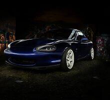Mazda Roadster by Tazka