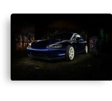 Mazda Roadster Canvas Print