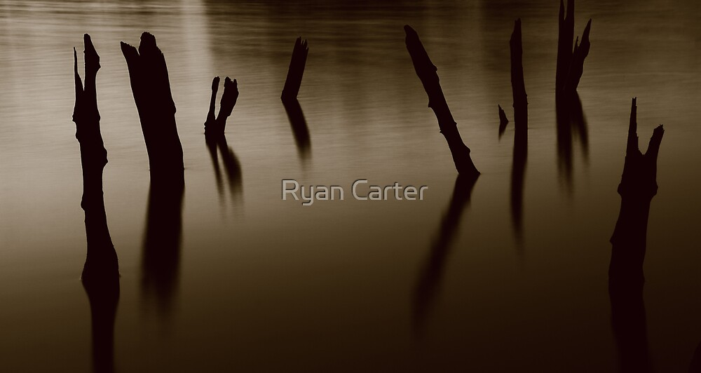 River Reflections by Ryan Carter