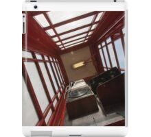 British Phonebox iPad Case/Skin