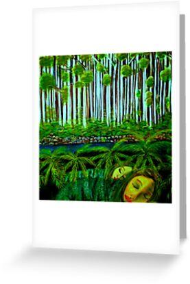 """Dreams Come True 2 by Belinda """"BillyLee"""" NYE (Printmaker)"""