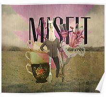 Unshackled, Misfit by Lendi Hader Poster