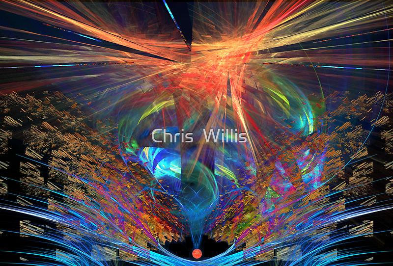 Big Bangs and Black Holes by Chris  Willis