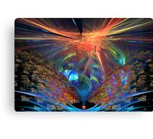 Big Bangs and Black Holes Canvas Print