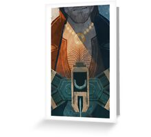 Varric Tarot Greeting Card