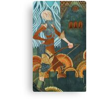 Sera Tarot Canvas Print