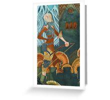 Sera Tarot Greeting Card