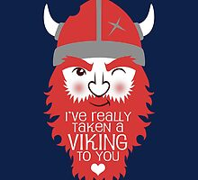 Viking to you by Squidgee