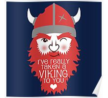 Viking to you Poster
