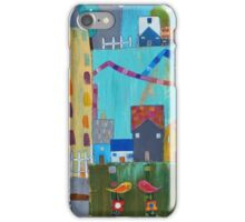 Towns  iPhone Case/Skin