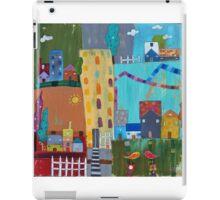 Towns  iPad Case/Skin