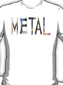 Dymond Speers Metal T-Shirt