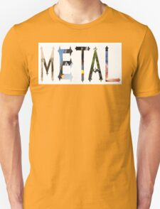 Dymond Speers Metal Unisex T-Shirt