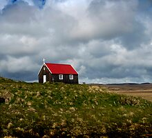 Icelandic Church by Kate Hall