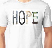 Dymond Speers Hope Unisex T-Shirt