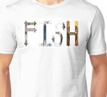 Dymond Speers Fish  Unisex T-Shirt