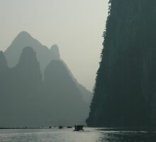 Li River by Steven Towell