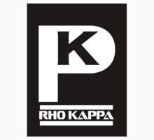 Rho Kappa Shirt Logo 1 T-Shirt