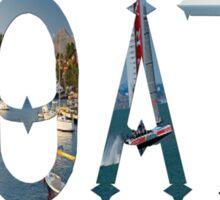 Dymond Speers Boats Sticker