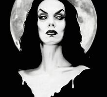 Vampira by ShayneoftheDead