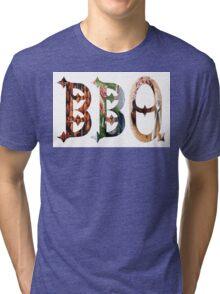 Dymond Speers BBQ Tri-blend T-Shirt