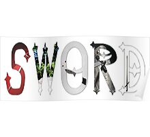 Dymond Speers SWORD Poster