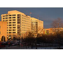 Downtown Rockville Photographic Print