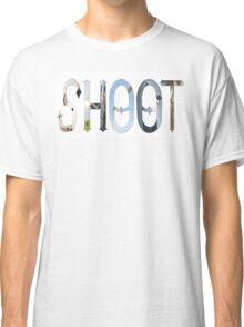Dymond Speers SHOOT Classic T-Shirt