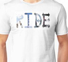 Dymond Speers RIDE Unisex T-Shirt