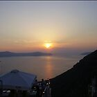Santorini sunset (greece) by keet