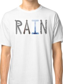 Dymond Speers RAIN Classic T-Shirt