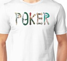 Dymond Speers POKER Unisex T-Shirt