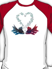 Cutie Fishy Couple// THERE'S STILL ENOUGH TIME TO BUY FOR YOUR LOVED ONE T-Shirt